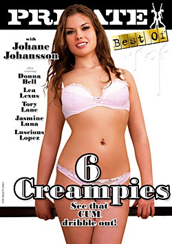 6 Creampies-Private Movie