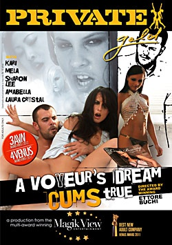 A Voyeur's Dream Cums True-Private Movie