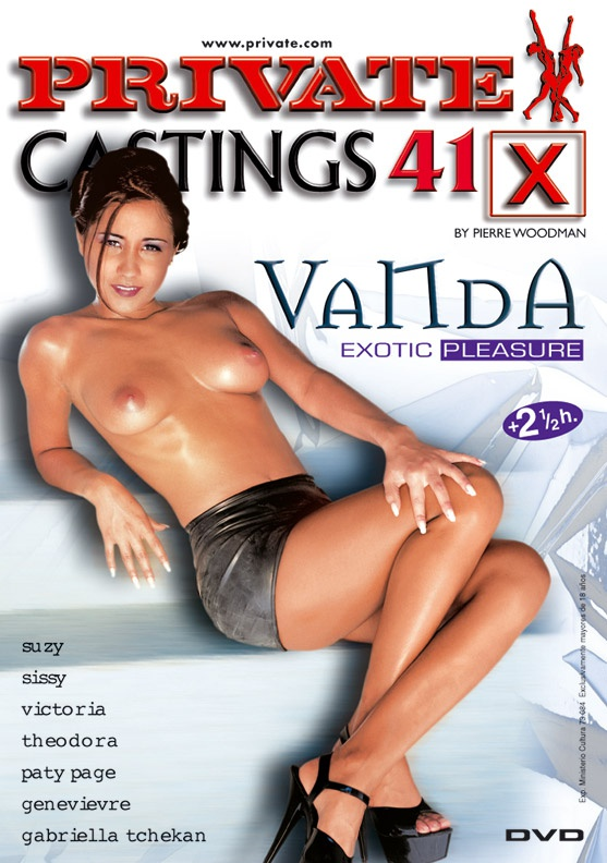 Castings X 41 - Private Movies