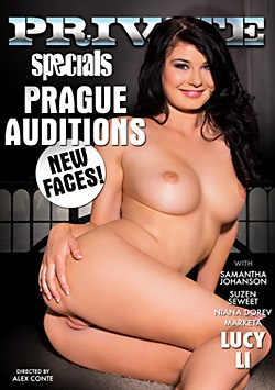 Prague Auditions-Private Movie