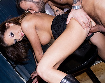 Private HD porn video: Lust im Bus