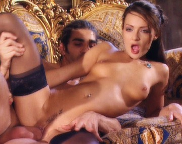 Private  porn video: Black Widow Gets on All Fours and Rocks a Hard Cock