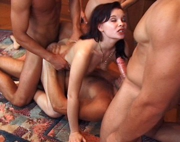 privat gang bang